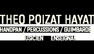 Théo Poizat – Musicien Logo